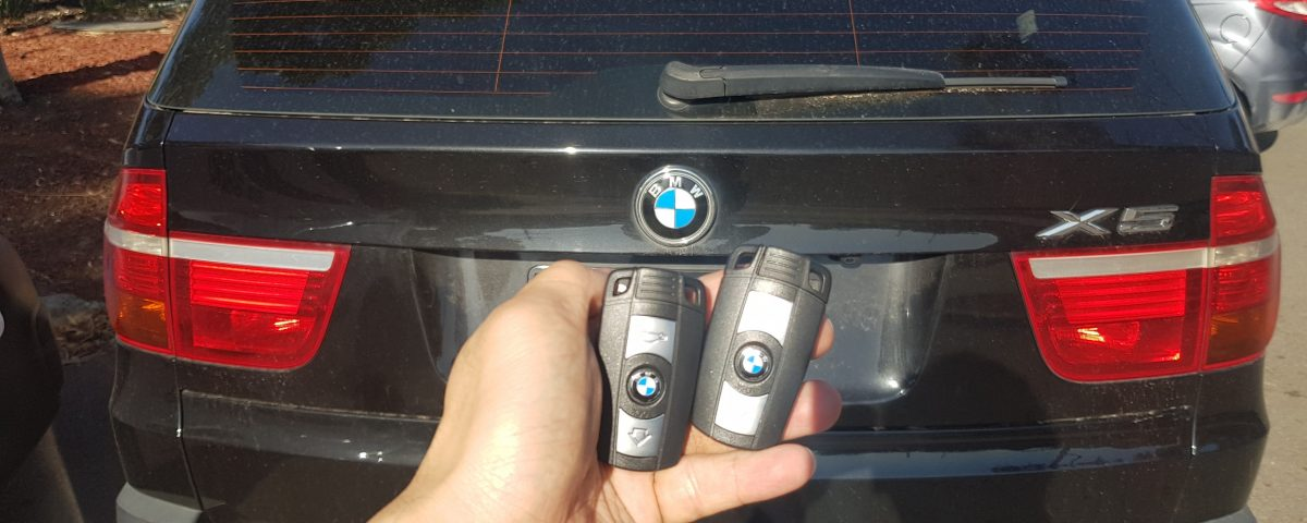 Bmw X5 Car Key Replacement Melbourne Sls Locksmiths